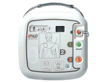 Image of an Automated External Defibrillator